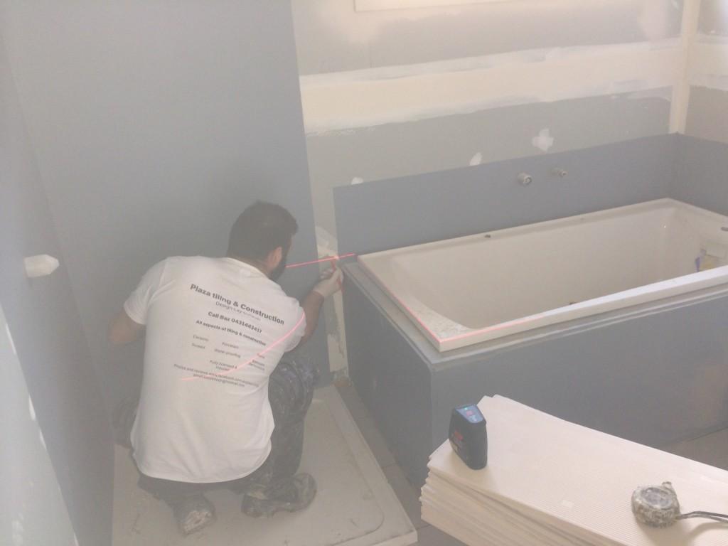 Balcony bathroom waterproofing contractors services for Bathroom specialists melbourne