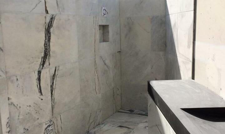 Our mega bathroom in Hawthorn!